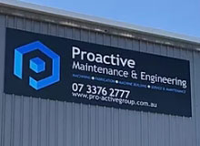 Proactive Maintenance & Engineering