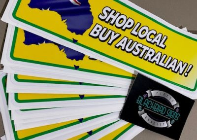 Buy Australian Stickers